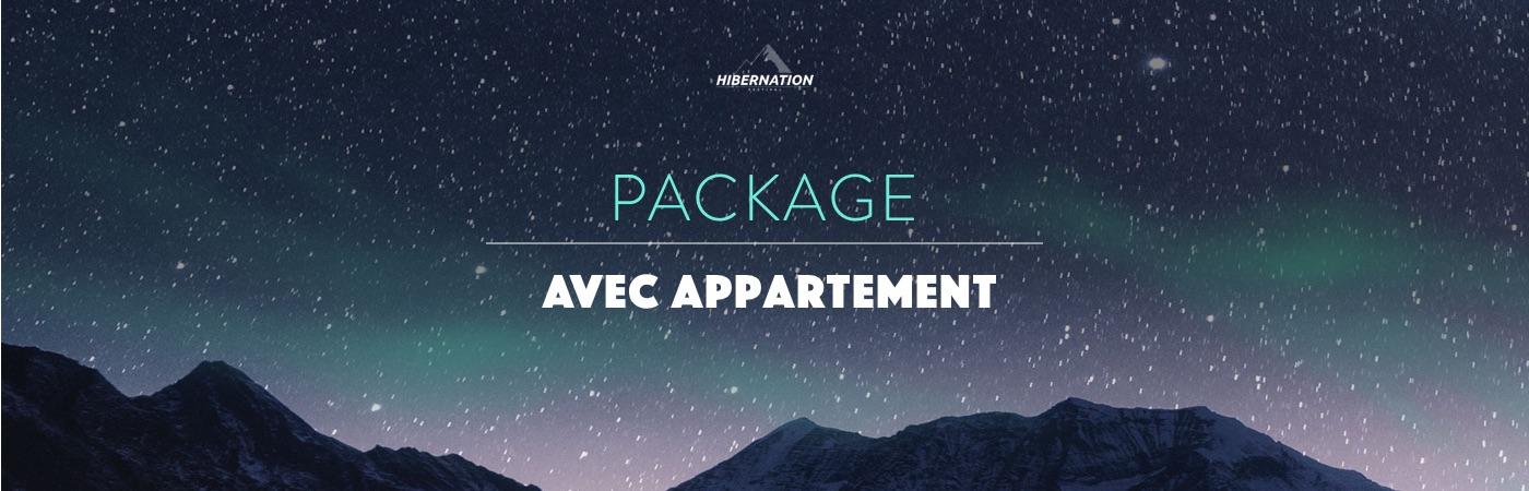 Hibernation Festival 2019 Apartment Packages
