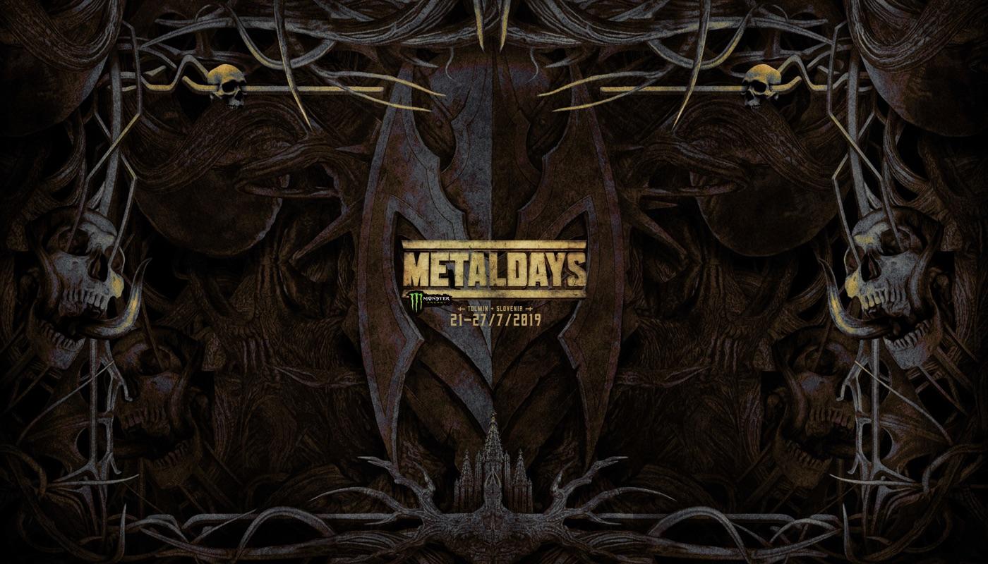Metal days slowenien 2018