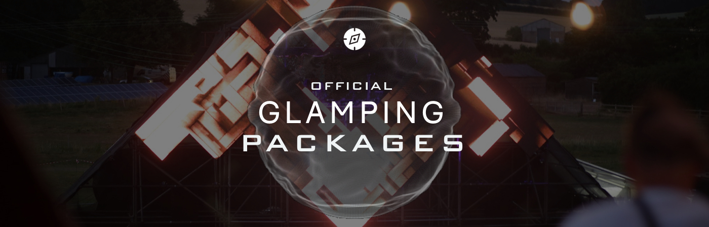 Back of Beyond Festival Ticket + Glamping Packages