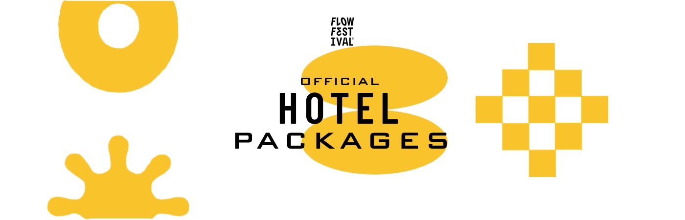 Flow Festival Ticket + Hotel Packages