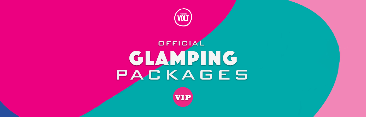 VOLT Festival VIP Ticket + Glamping Packages