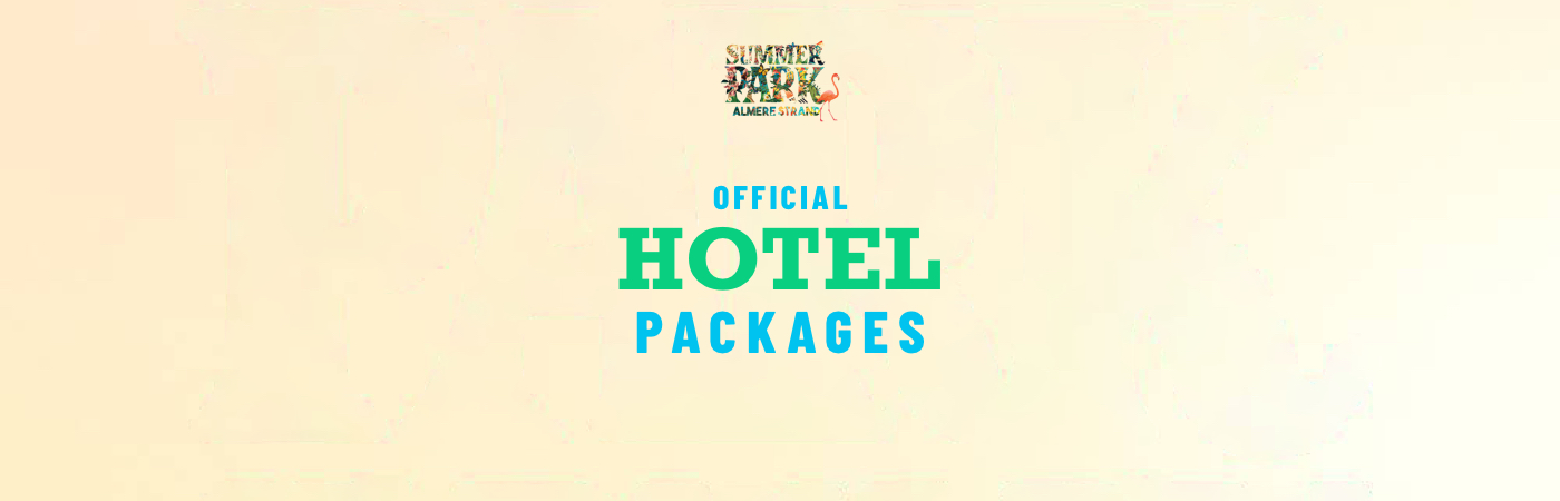 Summerpark Festival Ticket + Hotel