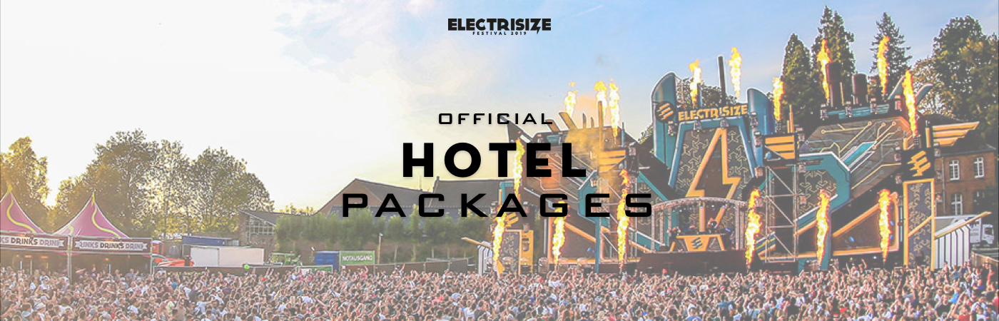 Electrisize Festival Ticket + Hotel Packages