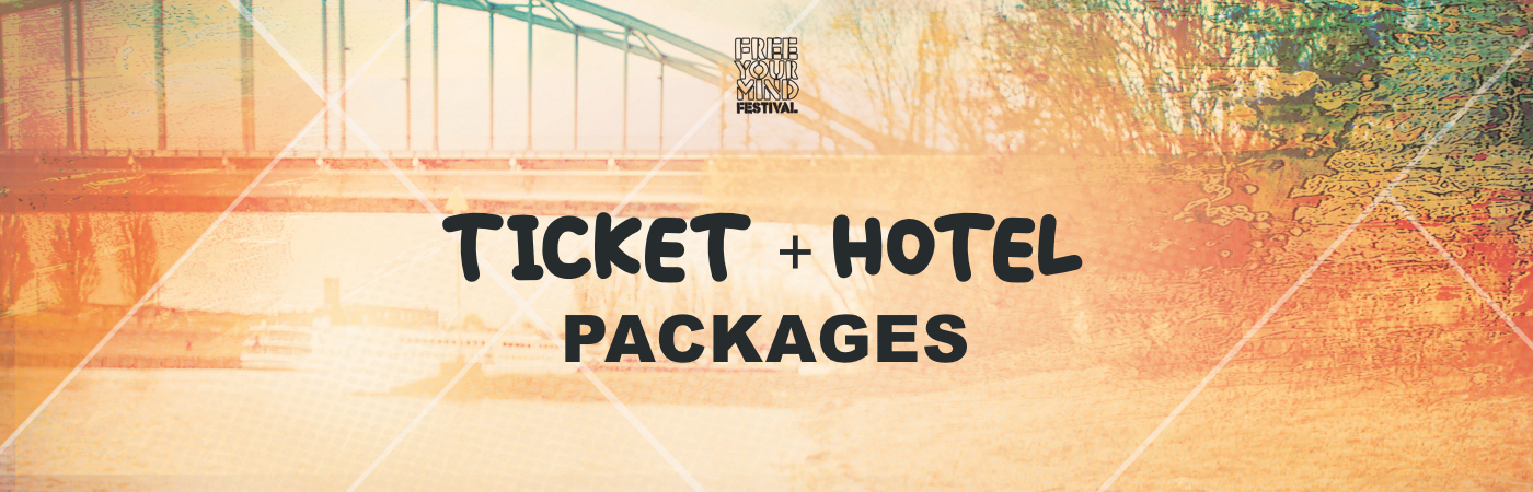 Free Your Mind Festival Ticket + Hotel Packages