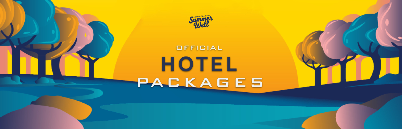 Packs Entrada + Hotel Summer Well Festival