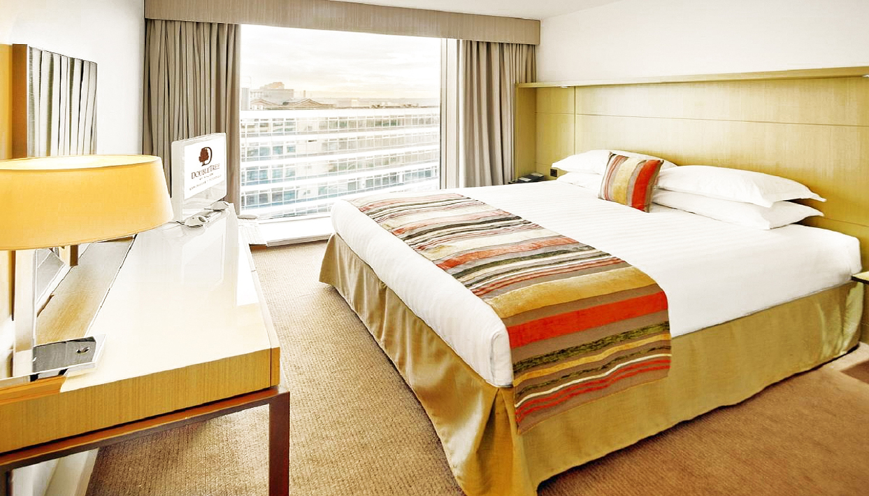 Tickets + DoubleTree by Hilton Manchester Piccadilly