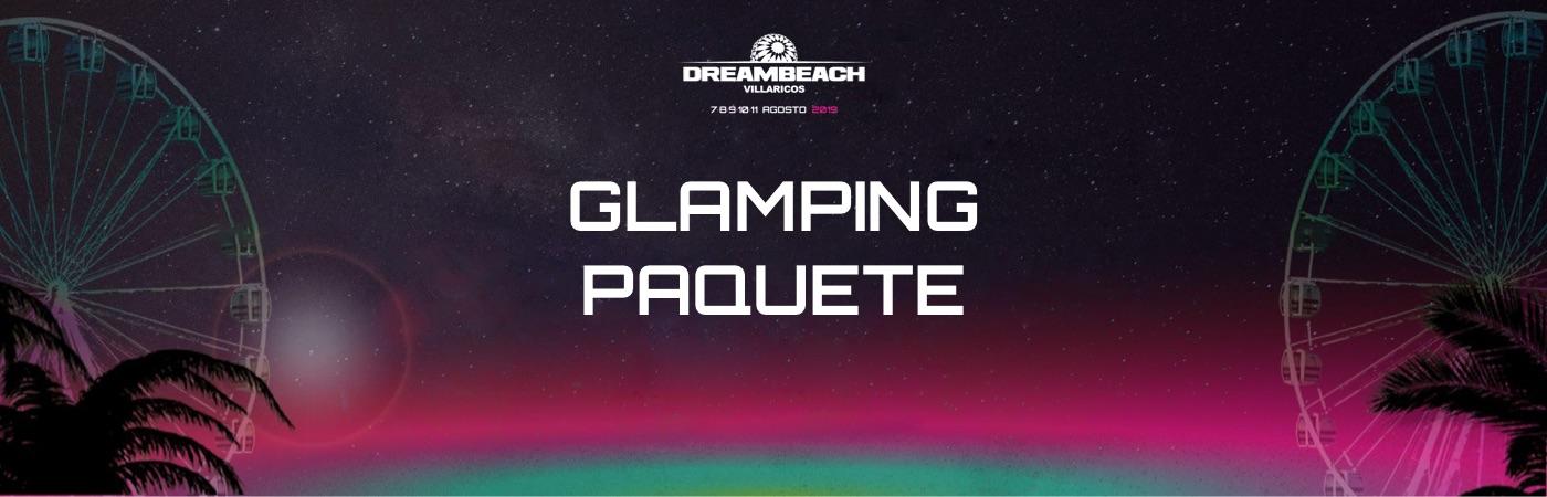 Dreambeach Villaricos: Pacotes com Bilhete + Glamping
