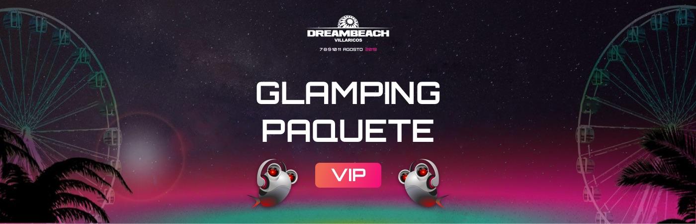 Dreambeach Villaricos: Pacotes com Bilhete VIP + Glamping