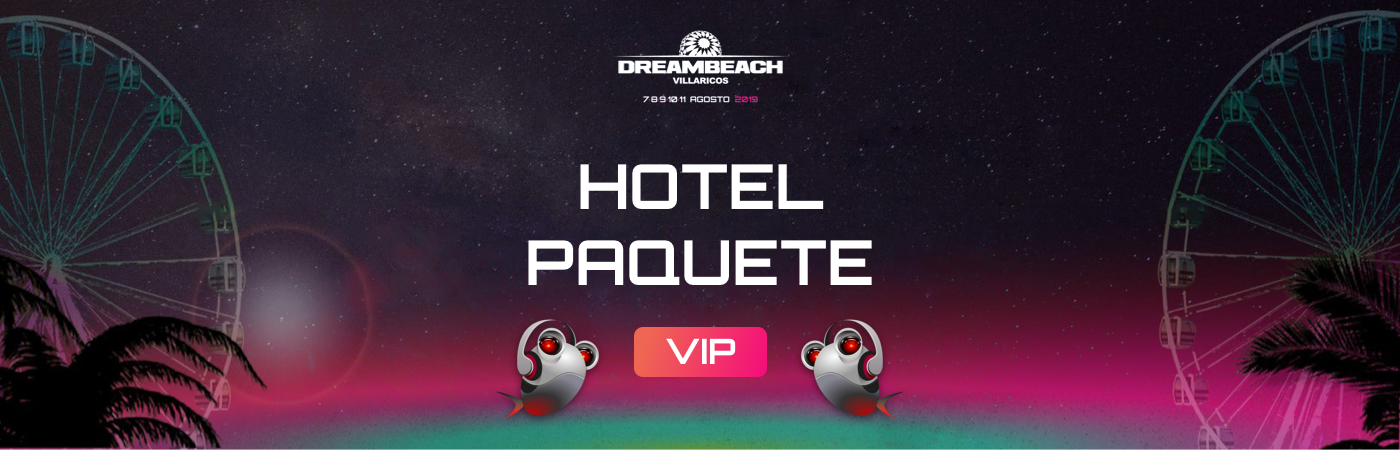 Dreambeach Villaricos VIP Hotel + Packages