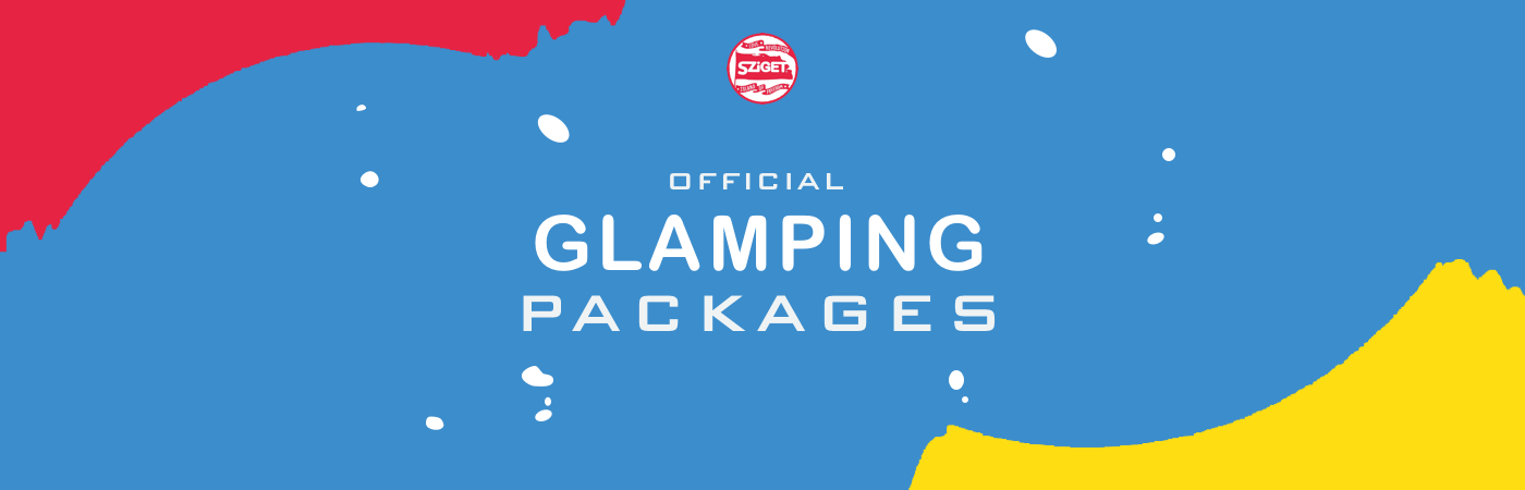 Packages Billet + Glamping - Sziget Festival