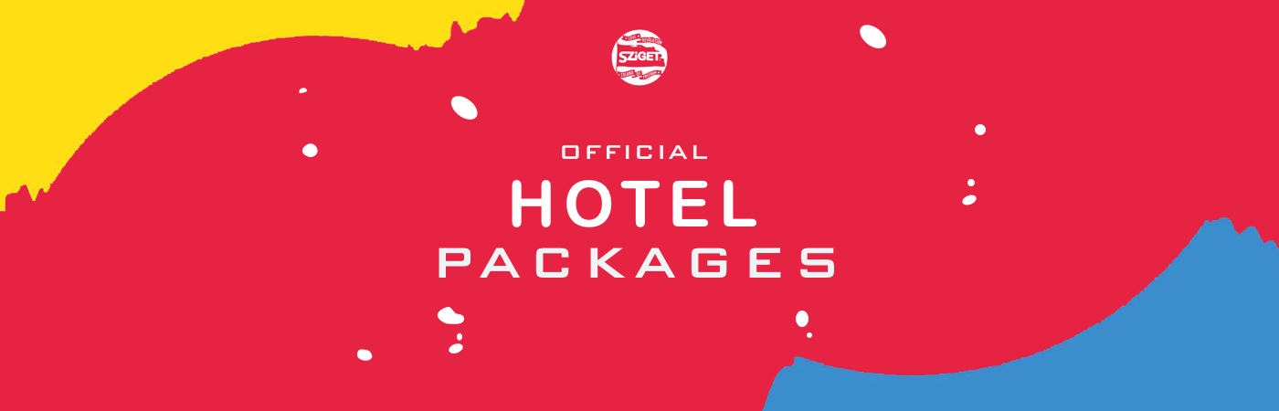 Packages Billet + Hôtel - Sziget Festival