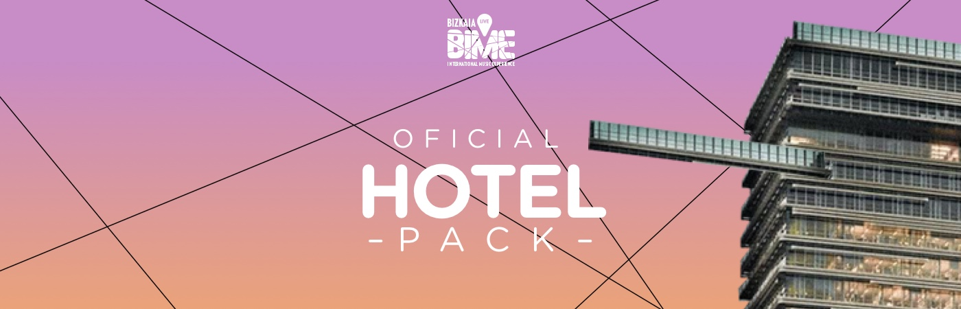 BIME Live Ticket + Hotel Packages