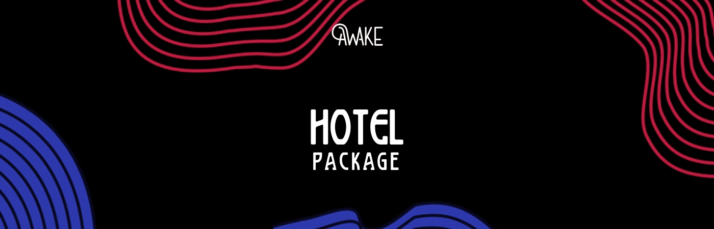 Packages Billet + Hôtel - Awake