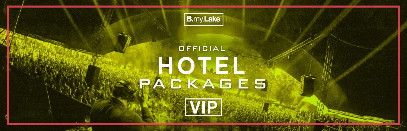 B.my.Lake VIP Ticket + Hotel Packages