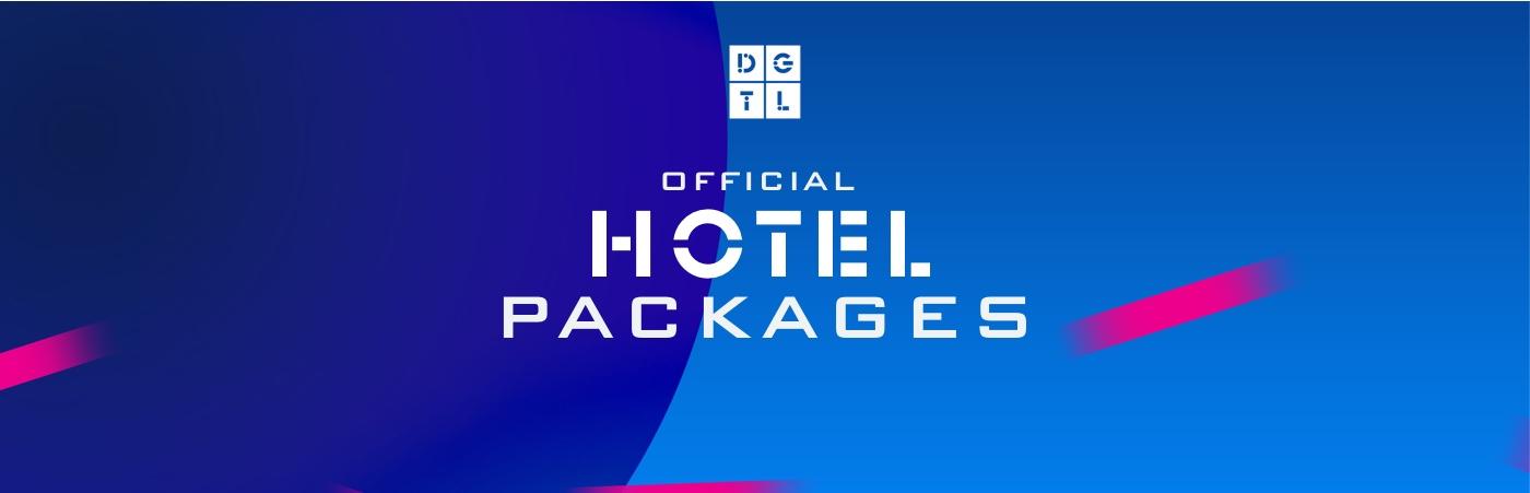 DGTL São Paulo 2019 Ticket + Hotel Packages