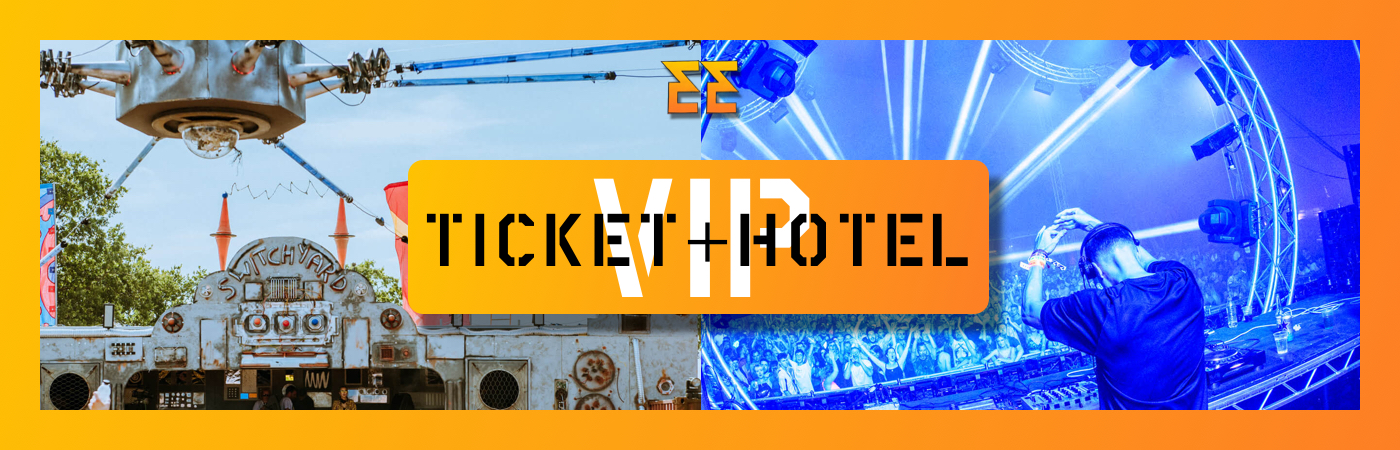 Eastern Electrics VIP Ticket + Hotel Packages