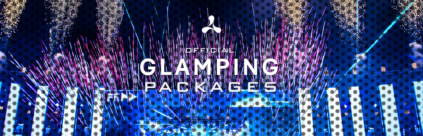 Creamfields Ticket + Glamping Packages
