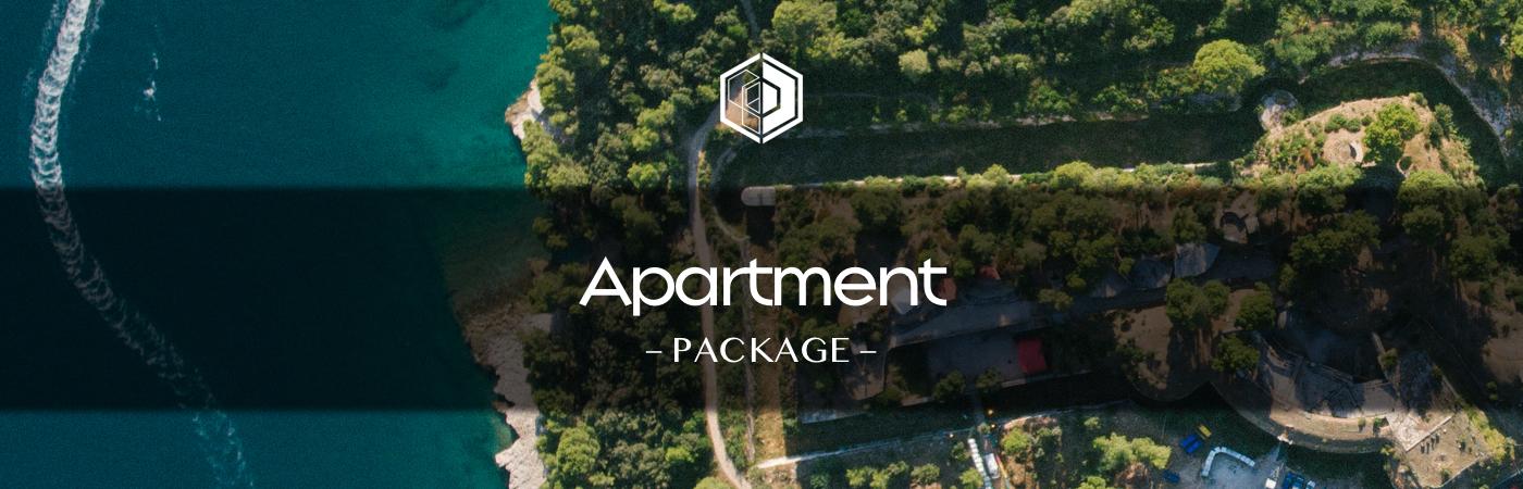 Packs Entrada + Apartamento Dimensions Festival