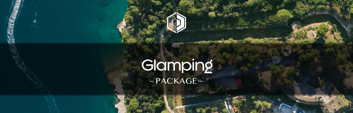 Pacchetti Biglietto + Glamping x Dimensions Festival