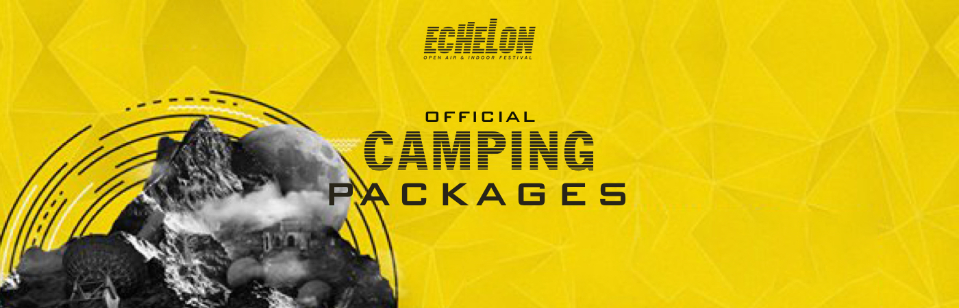 Echelon Open Air & Indoor Festival Ticket + Camping Packages