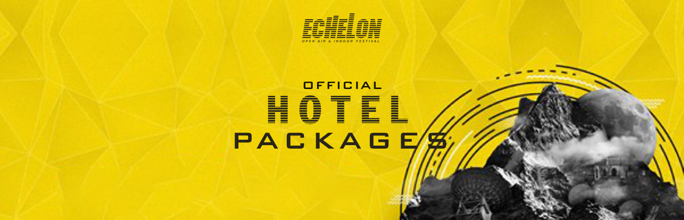 Echelon Open Air & Indoor Festival Ticket + Hotel Packages