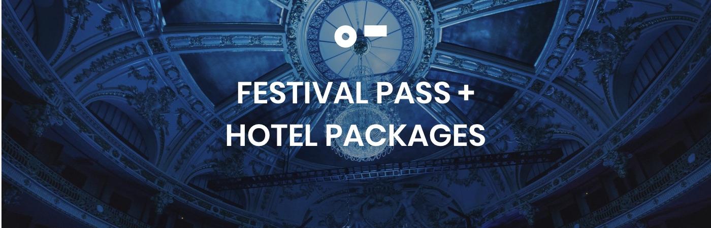 Semibreve Festival: Pacotes com Bilhete + Hotel