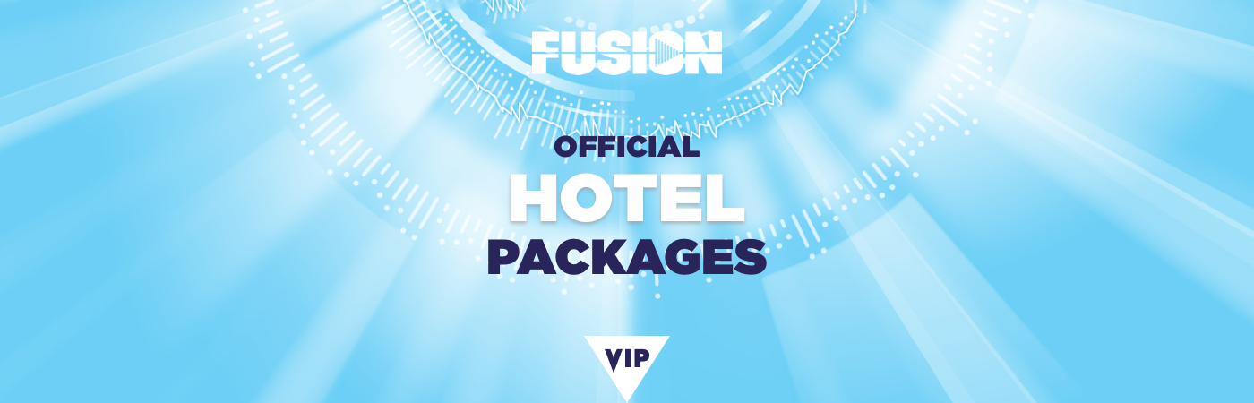 Fusion Festival VIP Ticket + Hotel Packages