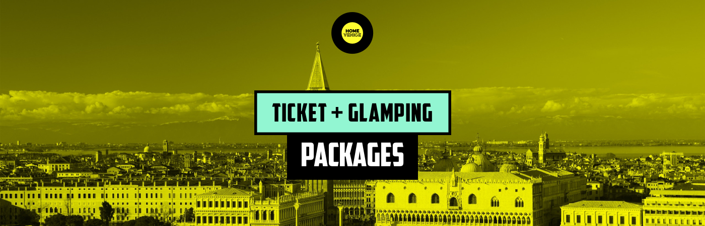 Packs Entrada + Glamping Home Festival