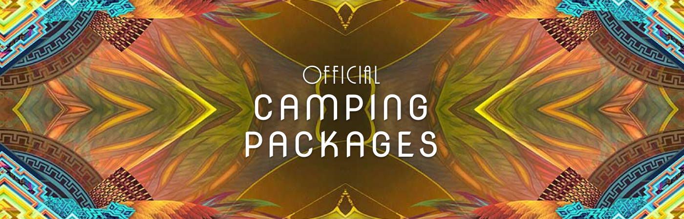 Indian Spirit Festival Ticket + Camping Packages