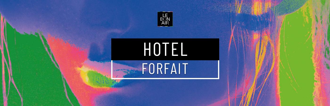 Le Bon Air Festival Ticket + Hotel Packages