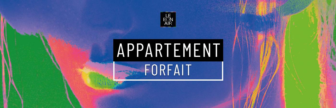 Le Bon Air Festival Ticket + Apartment Packgages