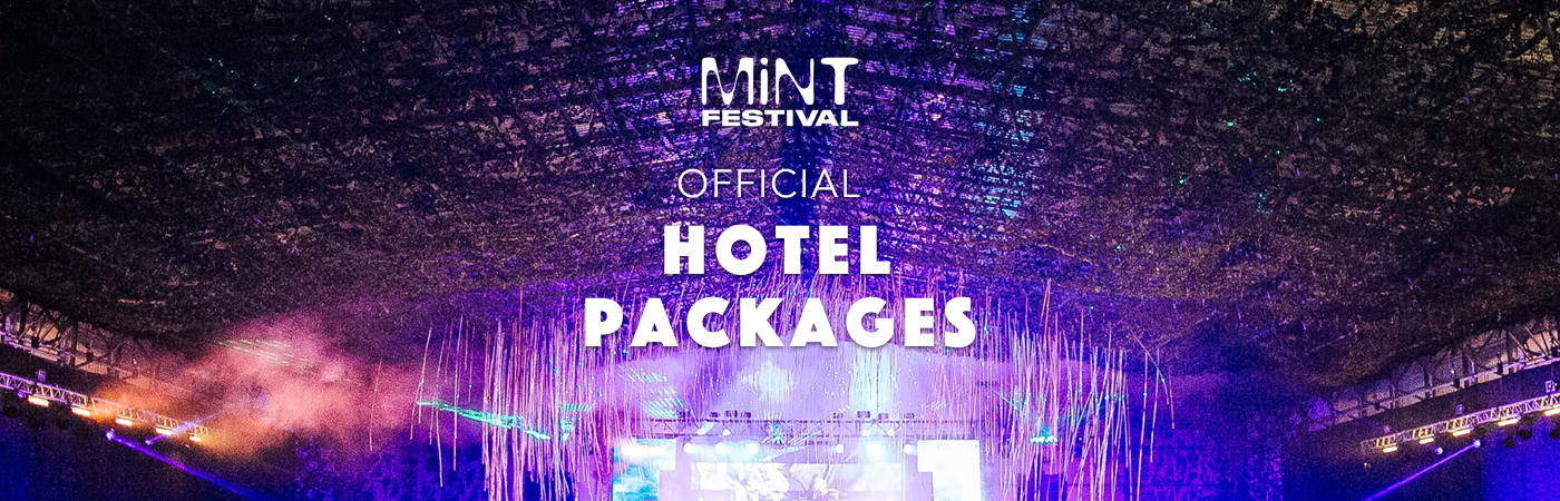 Mint Festival Ticket + Hotel Packages
