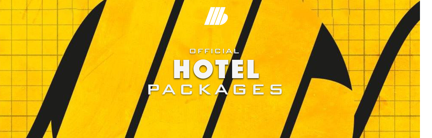 Membrain Festival Ticket + Hotel Packages