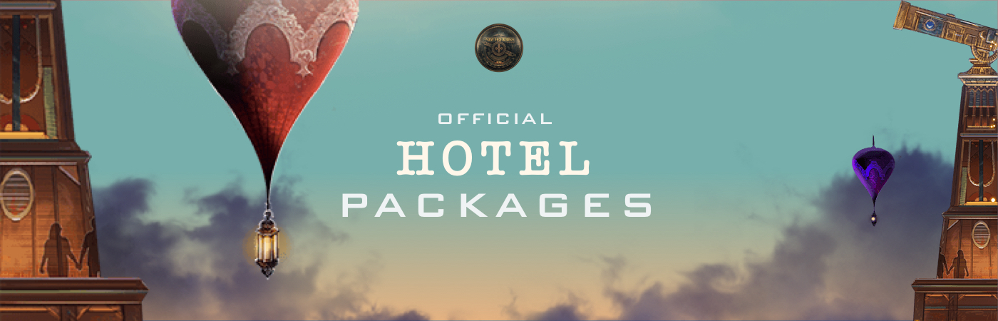 New Horizons Ticket + Hotel Packages