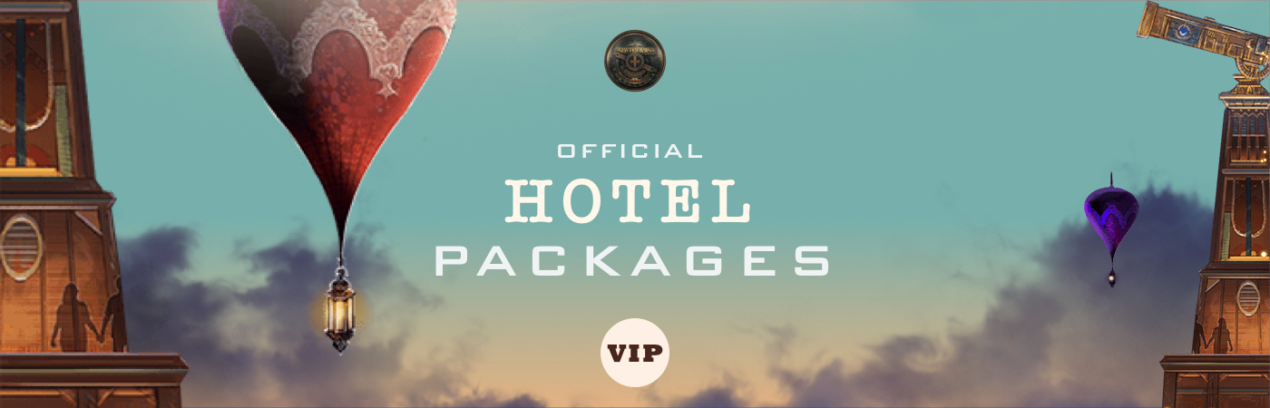 New Horizons VIP Ticket + Hotel Packages