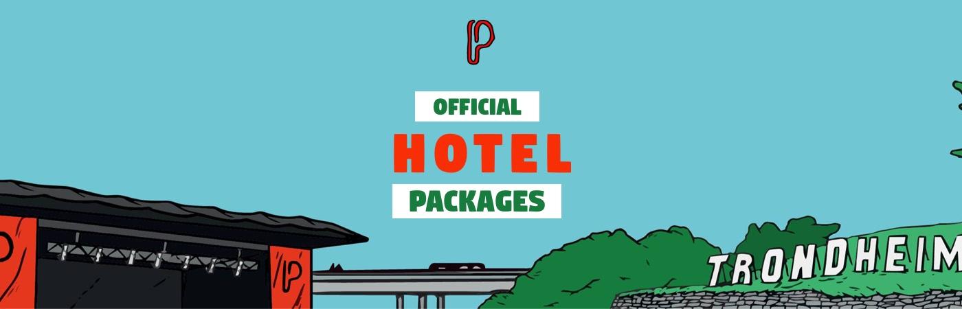 Packages Billet + Hôtel - Pstereo