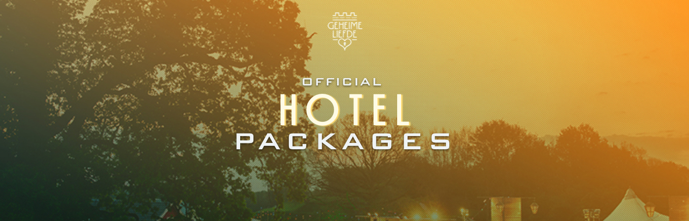 Geheime Liefde Ticket + Hotel Packages