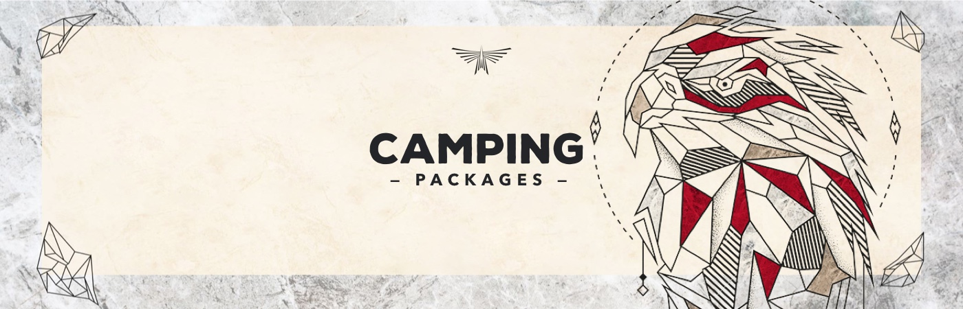 Ikarus Festival Ticket + Camping Packages