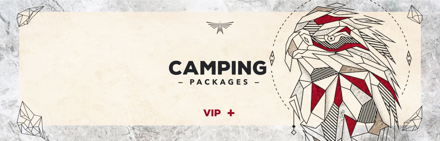 Ikarus Festival VIP Ticket + Camping Packages