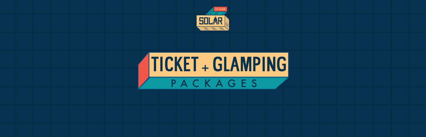 Packages Billet + glamping
