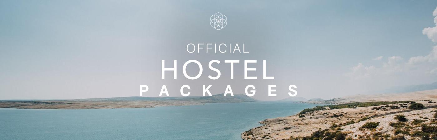 Sonus Festival Ticket + Hostel Packages