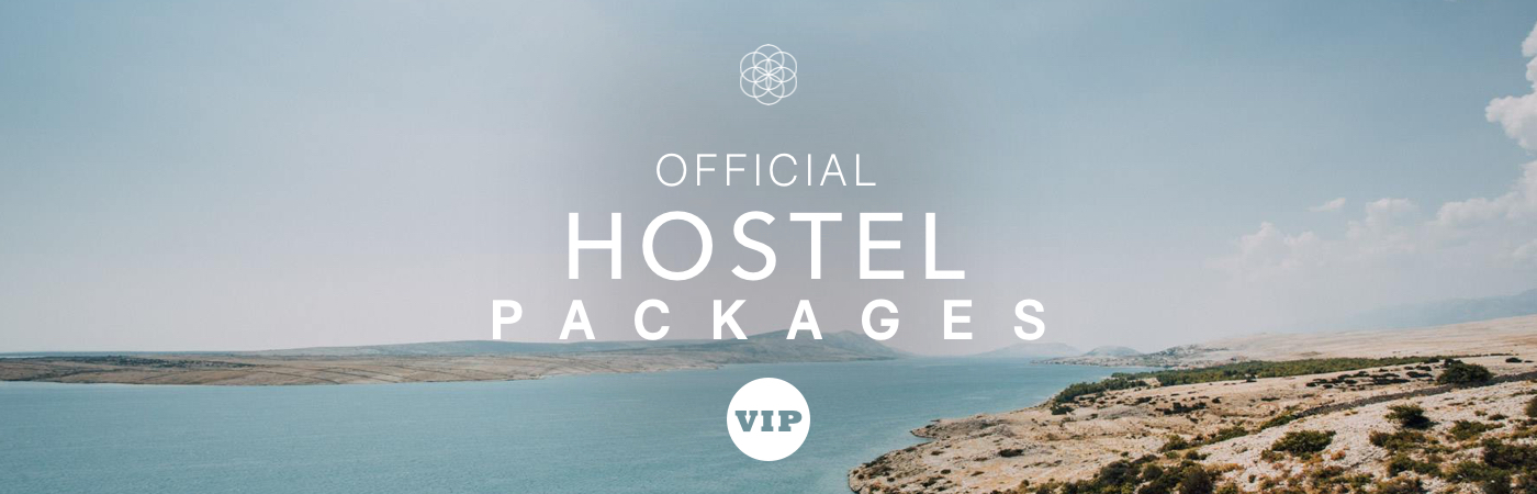 Sonus Festival VIP Ticket + Hostel Packages
