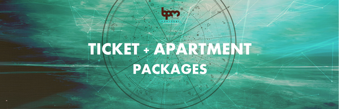The BPM Ticket + Apartment Packages