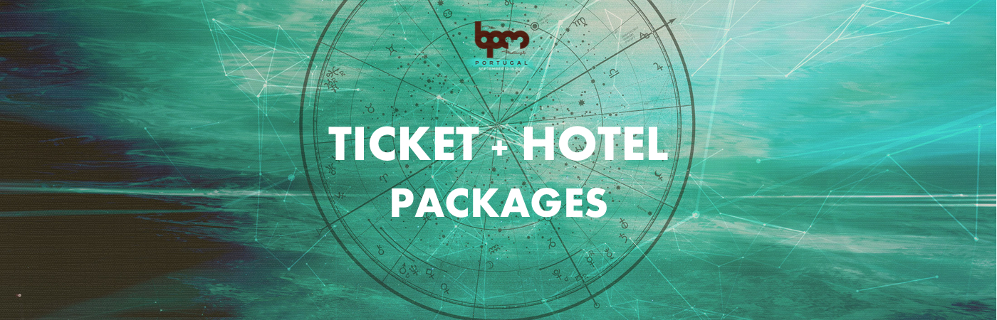 The BPM Ticket + Hotel Packages