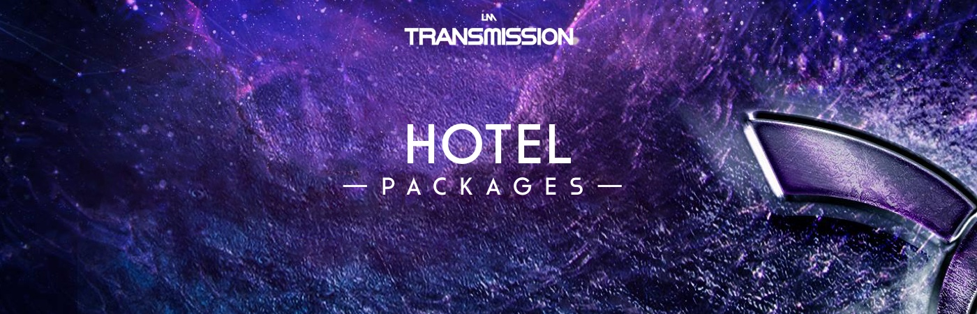 Transmission Ticket + Hotel Packages