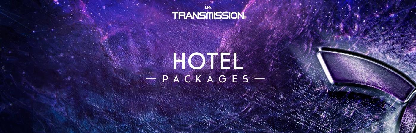 Transmission Ticket- + Hotel-Pakete