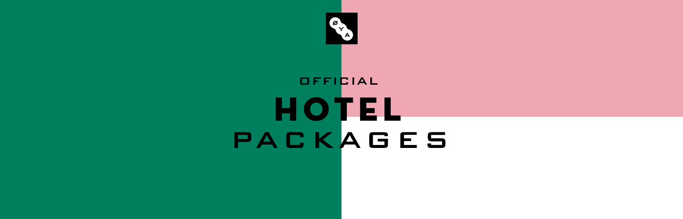 Øyafestivalen Ticket + Hotel Packages