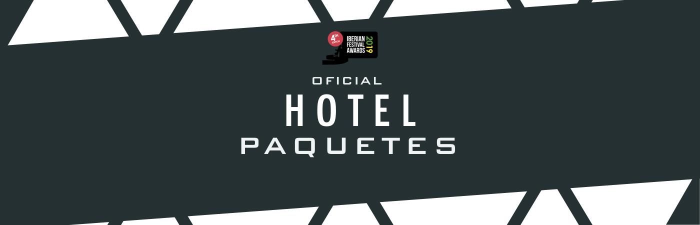 Iberian Festival Awards Hotel Packages