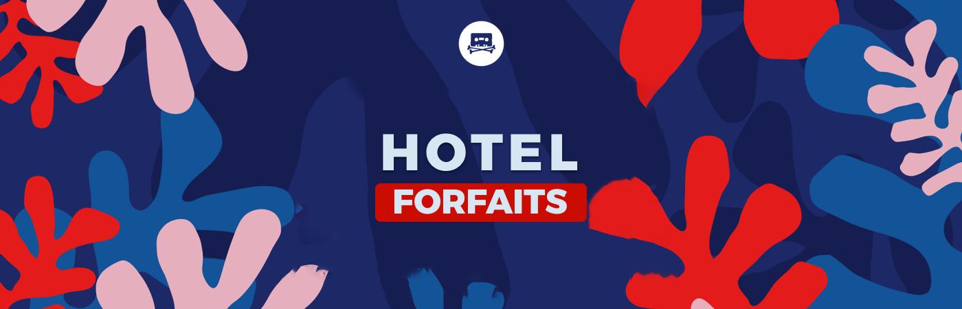 Packages avec hôtel - La Route Du Rock