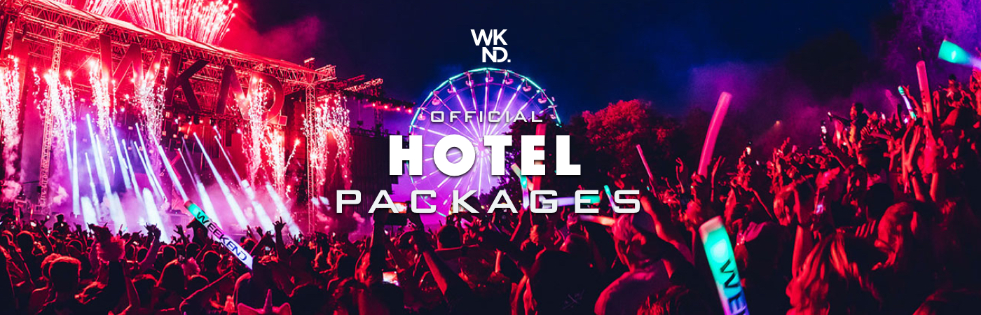 Weekend Festival Finland Ticket- und Hotel-Pakete